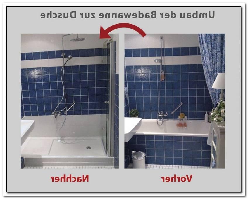 Dusche In Badewanne Einbauen