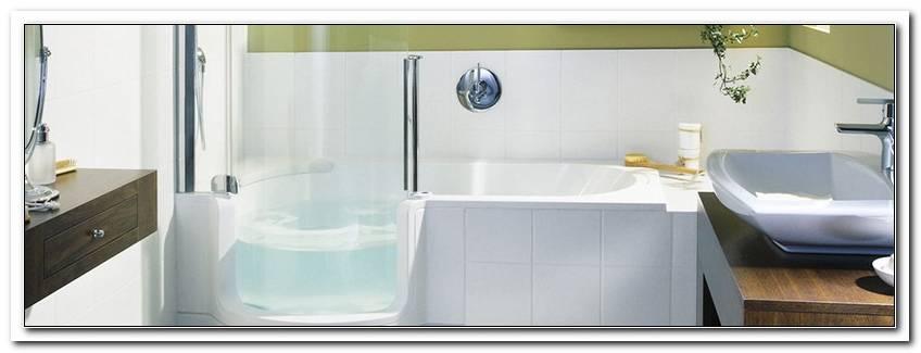 Dusche In Badewanne Verwandeln