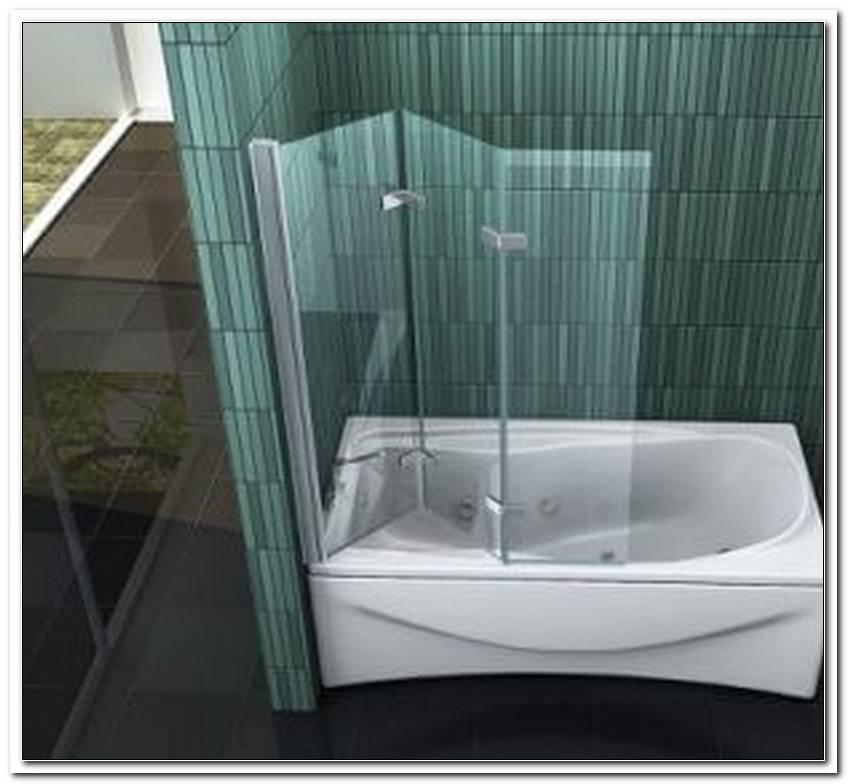 Duschen Badewanne Spritzschutz
