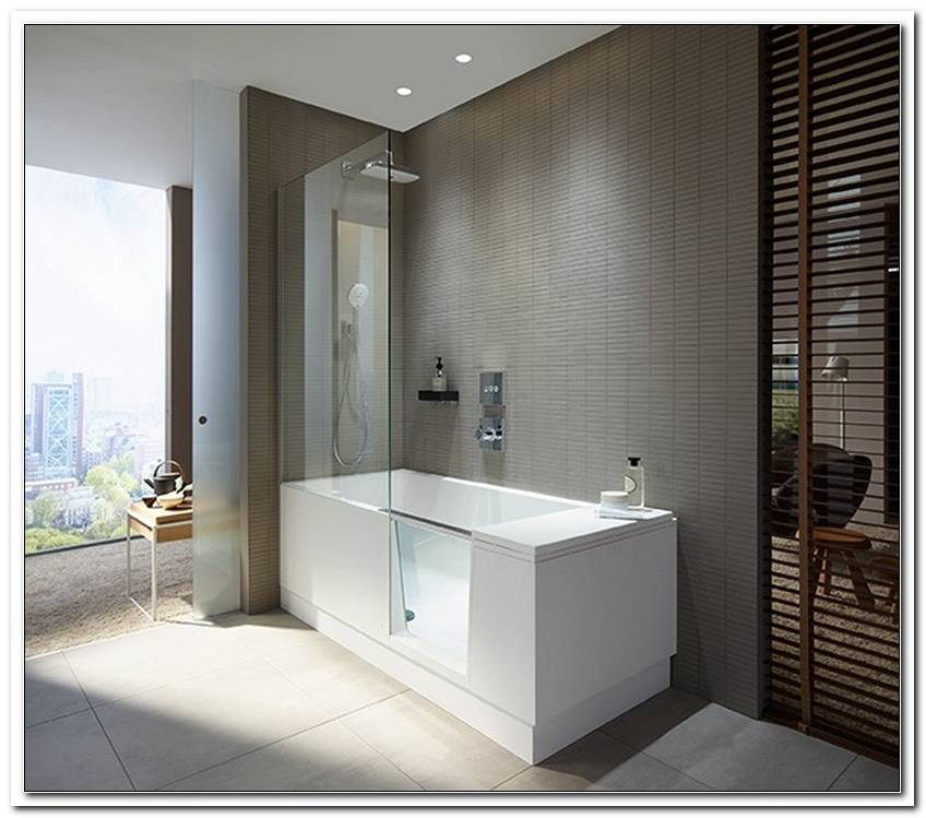 Duschen In Badewanne Tapete