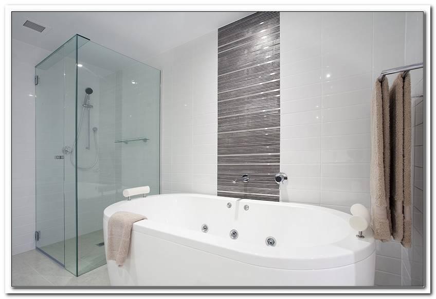 Duschen Nach Der Badewanne