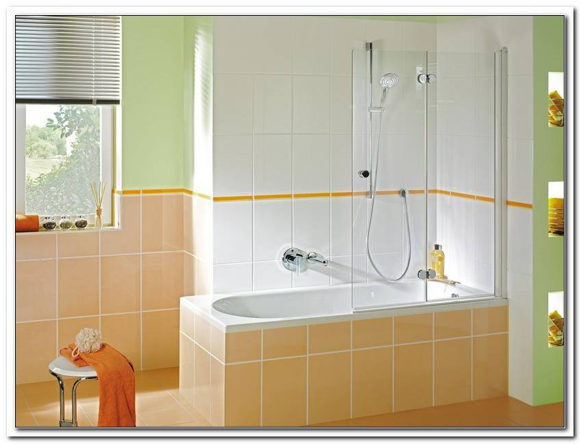 Duschwand Badewanne H?he 160