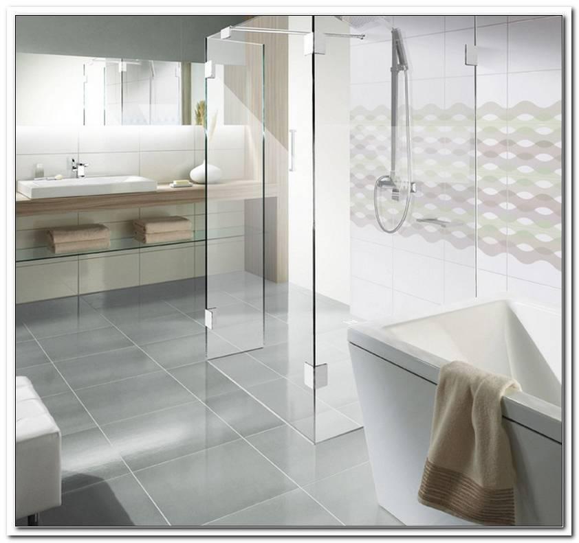 Ebenerdige Dusche Und Badewanne