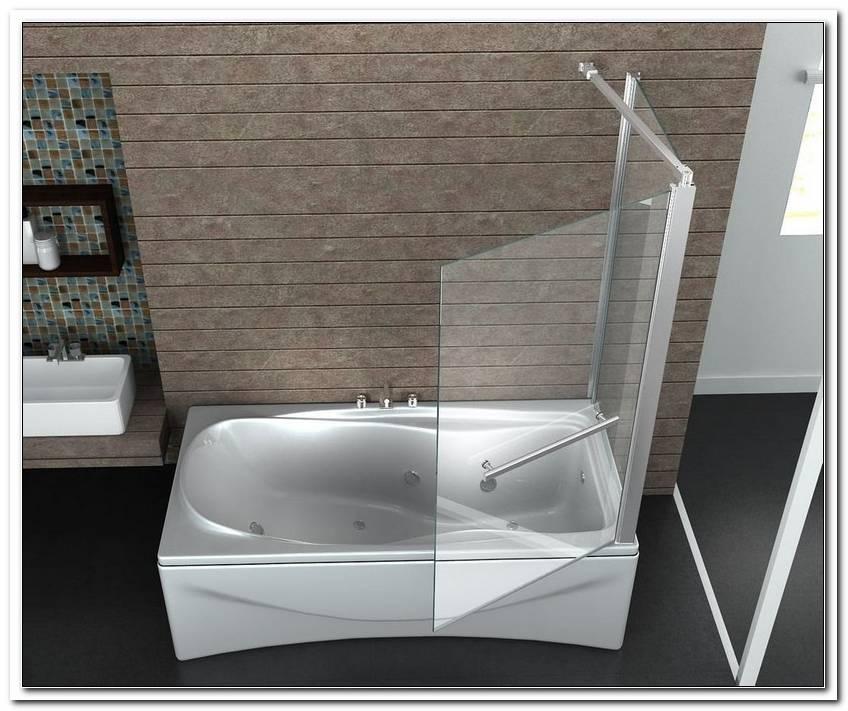 Eck Duschwand F?r Badewanne