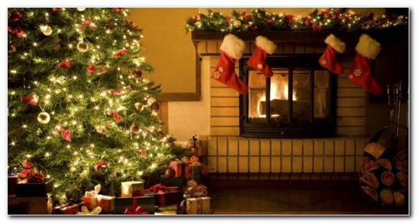 El Arbol De Navidad Chimenea Resized