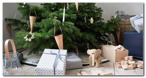 El Arbol De Navidad Decoracion Escandinava Resized