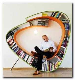 Estantes Para Libros Sillon