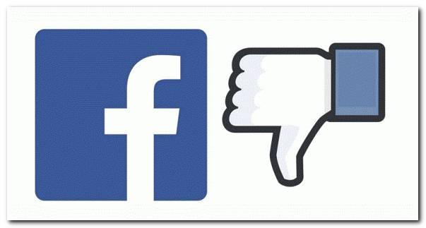 Facebook Sufre Mala Semana