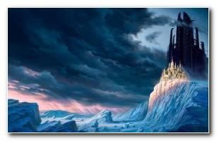 Fantasy Castle Full Hd Wallpaper