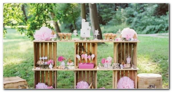 Fiestas Infantiles Celebracion Cumpleanos Estilo Romantico