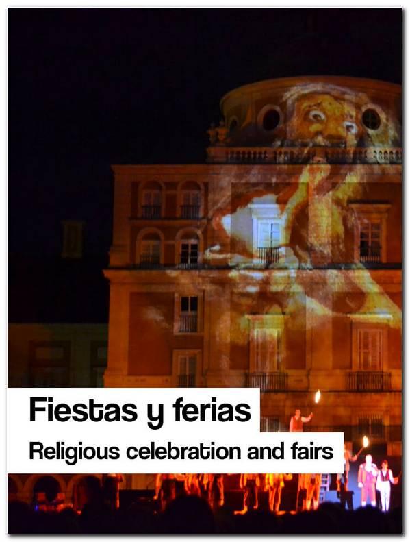 Fiestas Y Ferias