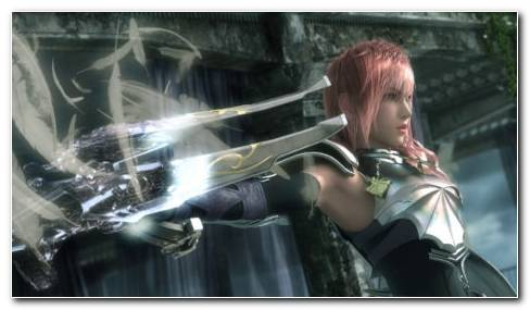 Final Fantasy Action Game Hd Wallpaper