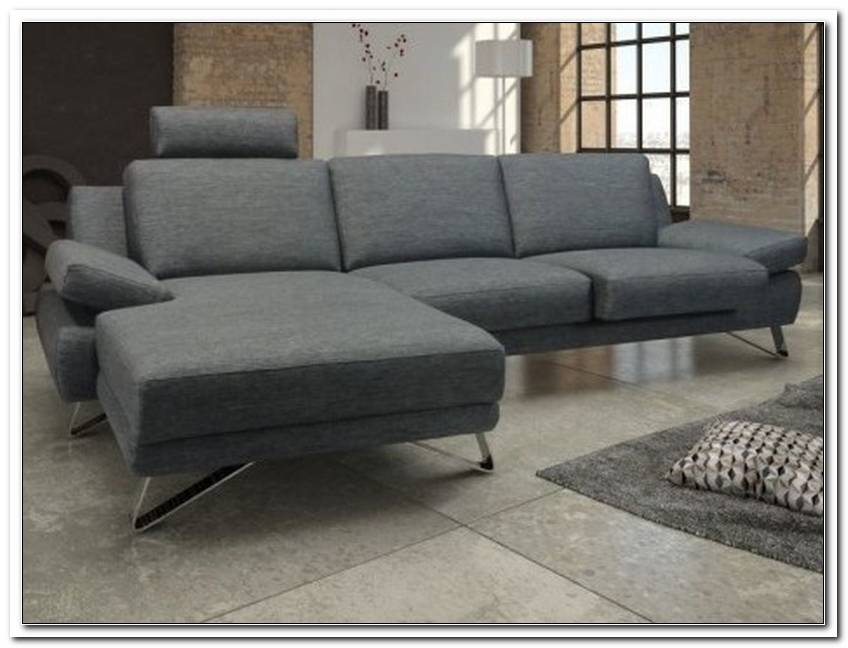 Flamme M?bel Sofa