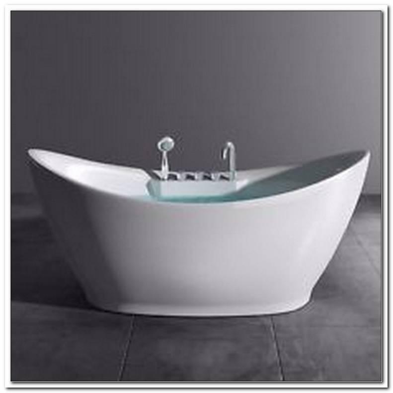 Freistehende Badewanne 160x90