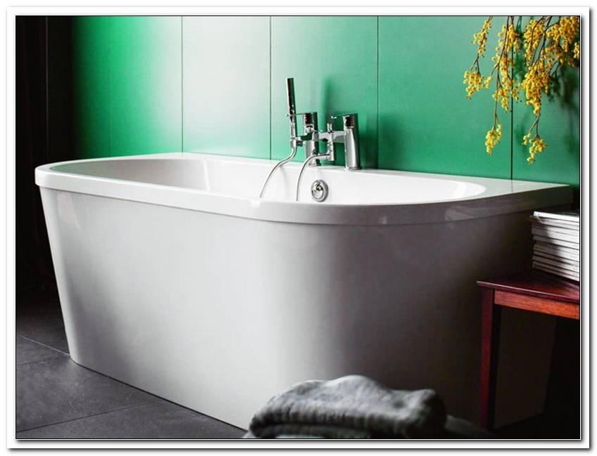 Freistehende Badewanne Acryl 160