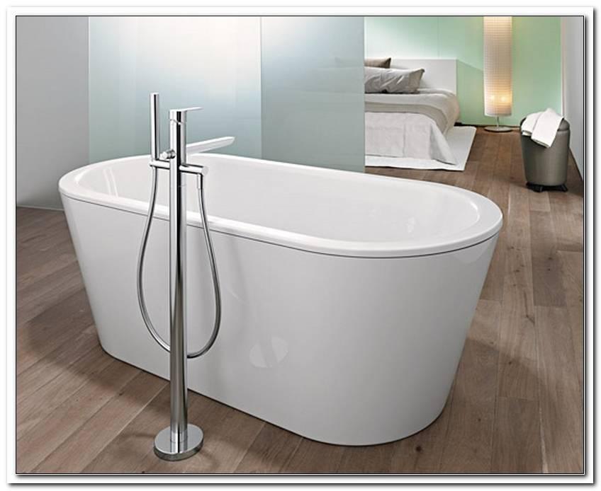 Freistehende Badewanne Armatur Hansa