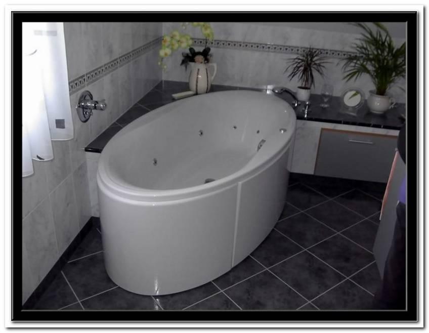 Freistehende Badewanne Einmauern