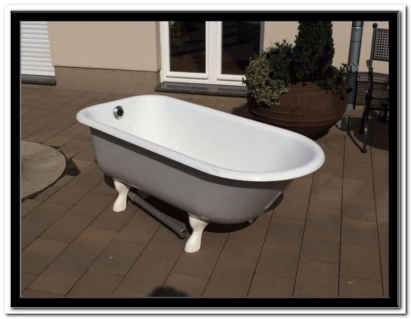 Freistehende Badewanne Gebraucht