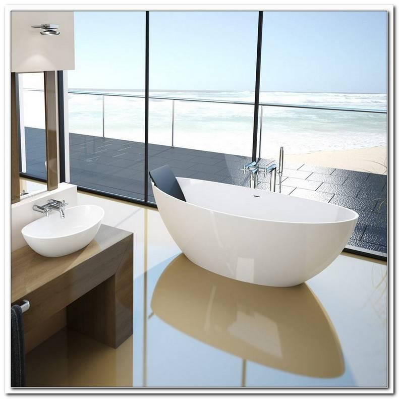 Freistehende Badewanne Hoesch Namur