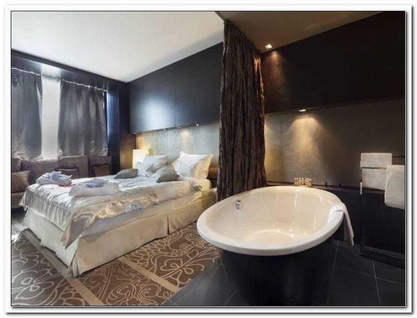Freistehende Badewanne In Schlafzimmer