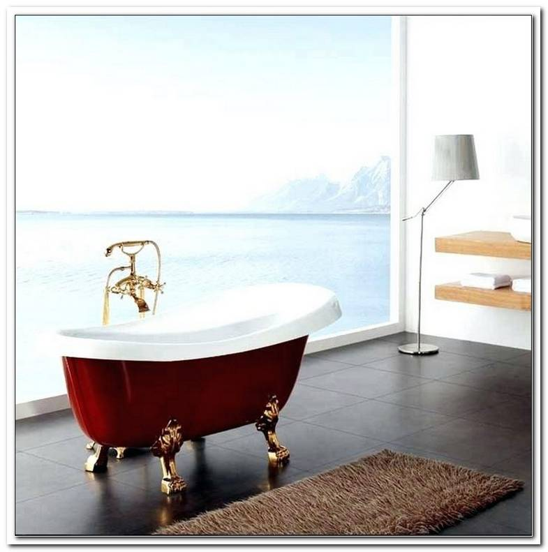 Freistehende Badewanne Mit F??en Gebraucht
