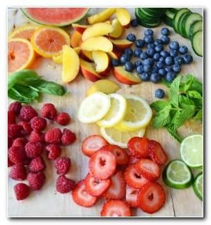 Frutas Detox Opciones Originales