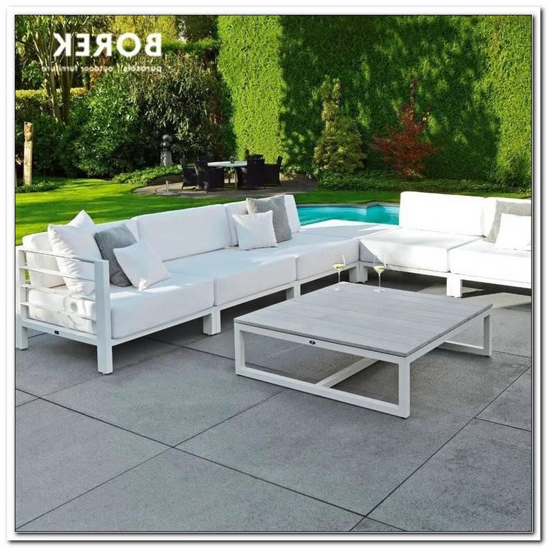 Garten Lounge M?bel Weiss