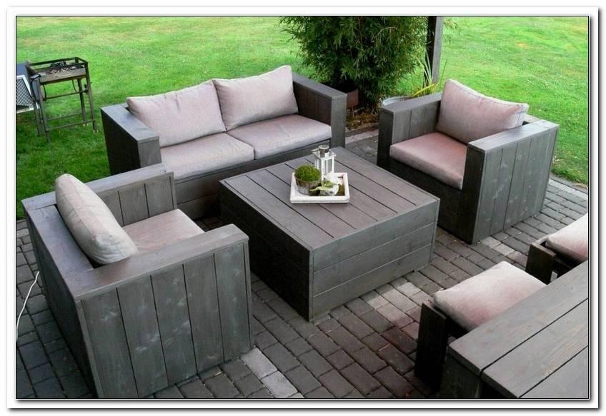 Gartenm?bel Selber Bauen Lounge