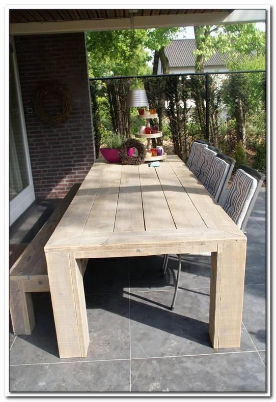 Gartensitzm?bel Aus Holz