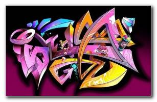 Graffiti 3d Wallpapers