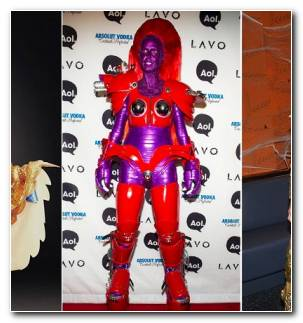 Heidi Klum Disfraces Halloween Compilacion Mejores Ideas