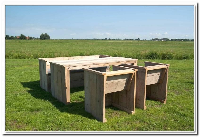 Holz Gartenm?bel Aus Holland