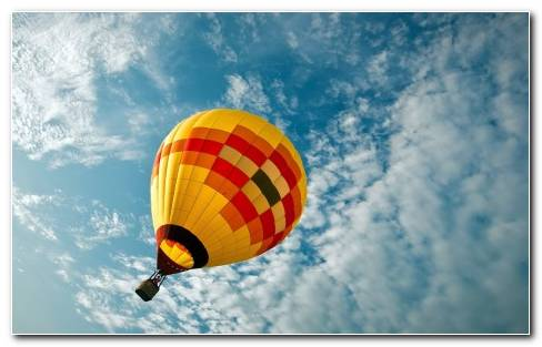 Hot Air Balloon Hd Wallpaper