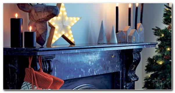 Hygge Decoracion Moderna Casa Navidad