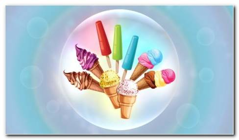 Ice Creams Hd Wallpaper