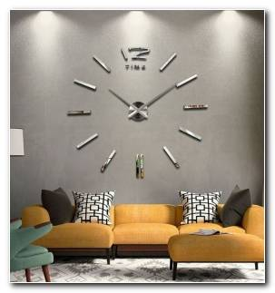 ideas para decorar casas pequenas reloj resized