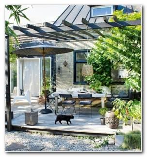 Ideas Para Jardines Pergola Madera