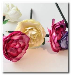 Ideas Regalos Lapices Decoracion Flores Distintos Colores