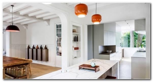 Interiores Plan Abierto Moderno 580x300