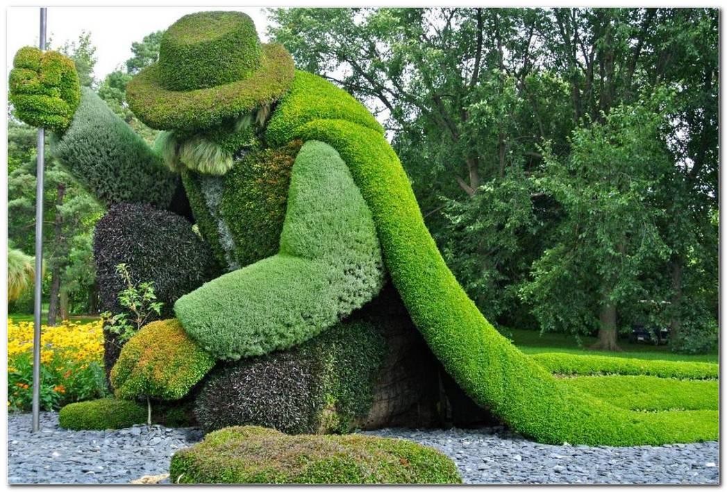 Jardin Botanico De Montreal Portada
