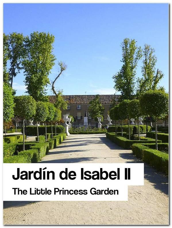 Jardin Isabel II