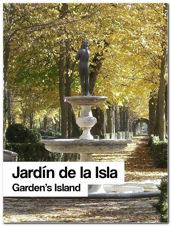 Jardin Isla