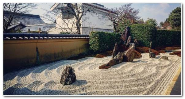 Jardin Japones Estilo Zen Ideas Piedras
