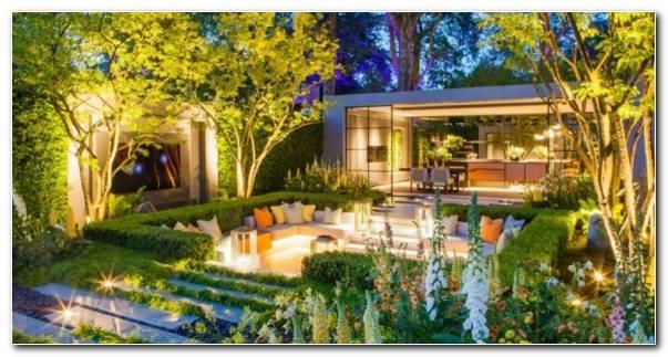 Jardines Urbanos Modernos