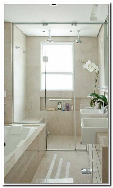 Kleine Badezimmer Nur Mit Dusche
