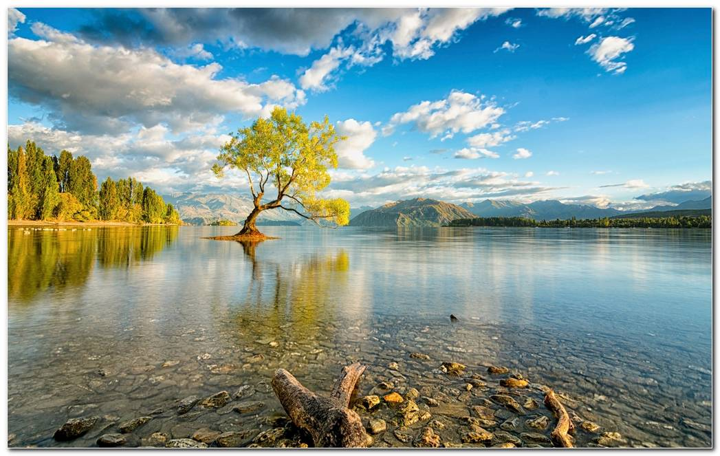 Lake Wanaka Hd Wallpaper