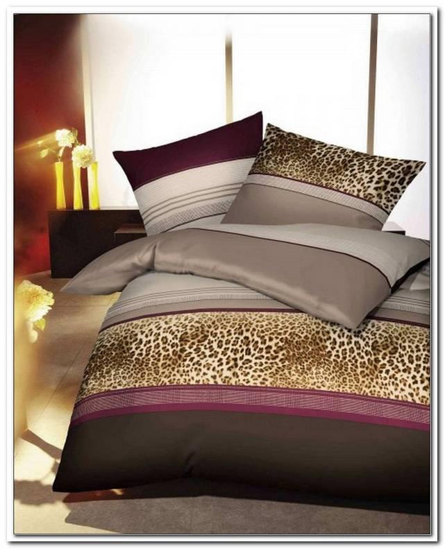 Leoparden Bettw?sche Auf Rechnung