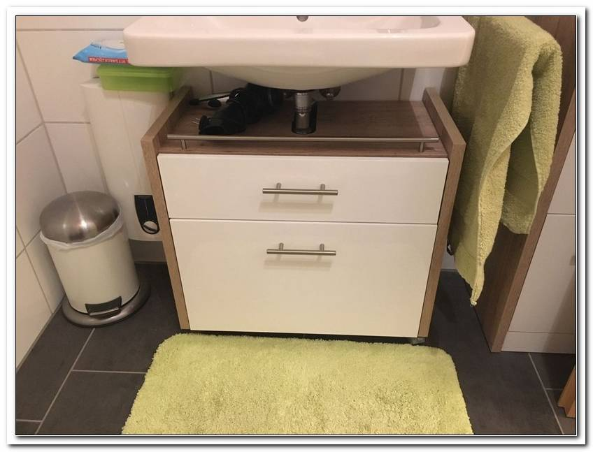 Living Art Badezimmer Unterschrank Aldi