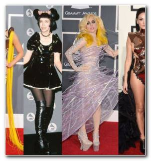 Look Original Grammy Vestidos