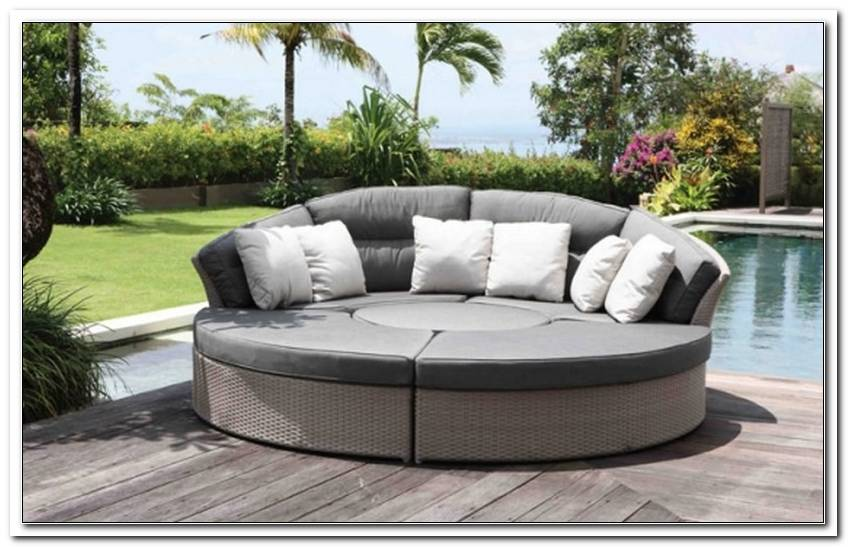 Lounge M?bel Rund Garten